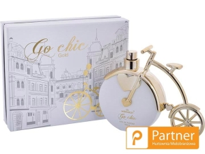 WODA PERFUMOWANA GO CHIC GOLD 100 ML
