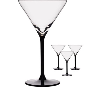 KIELISZKI DO MARTINI ONYX 260 ML KOMPLET 6 SZT.