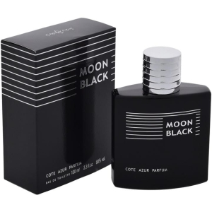 WODA TOALETOWA MOON BLACK 100 ML MĘSKA