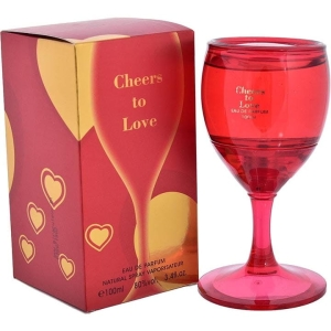 WODA PERFUMOWANA CHEERS TO LOVE 100 ML